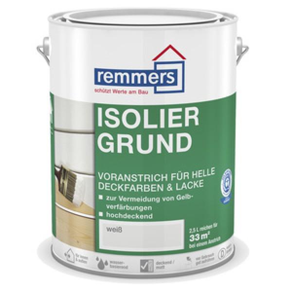 remmers isoliergrund weiss streichqualit t 750ml g nstig kaufen. Black Bedroom Furniture Sets. Home Design Ideas