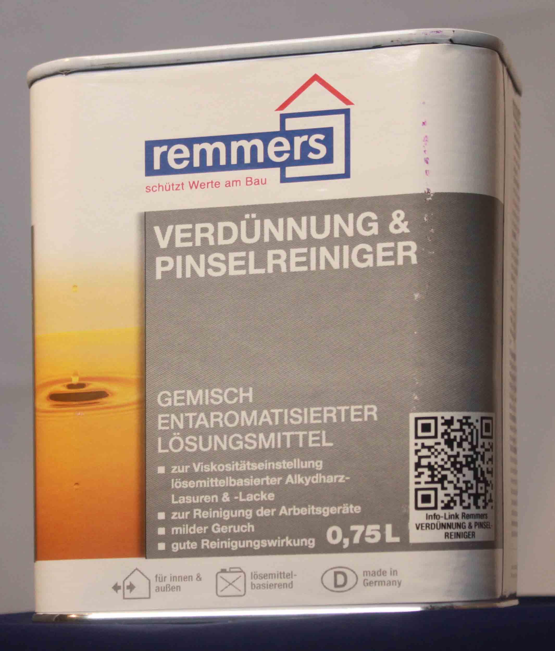 remmers verdünnung & pinsel-reiniger - - günstig kaufen